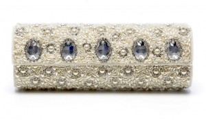 Beaded Wedding Clutches
