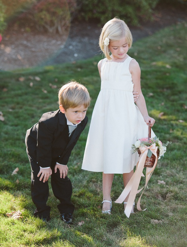 What Does A Ring Bearer Do At A Wedding