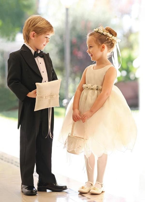 wedding trends flower girl amp page boy outfits wedding