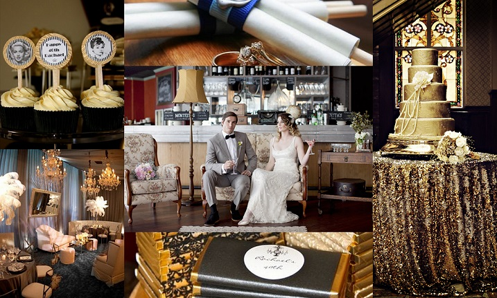 Wonderful ideas for a perfect Vintage Hollywood Glamour Theme ...