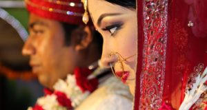 Colorful Excitement of Wedding