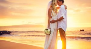 Romantic Sunset Photos