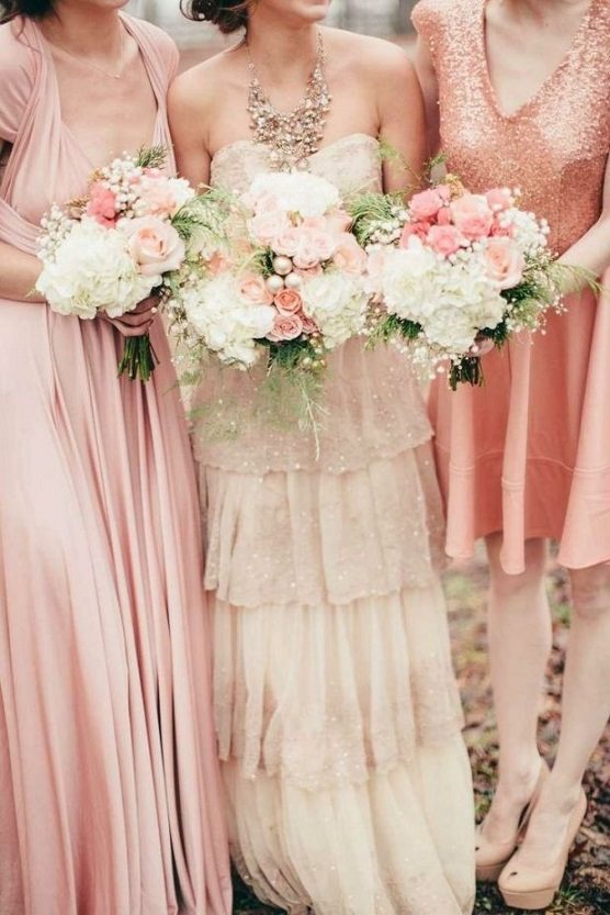 New Wedding Trends Modern Vintage Weddings Ideas Decor